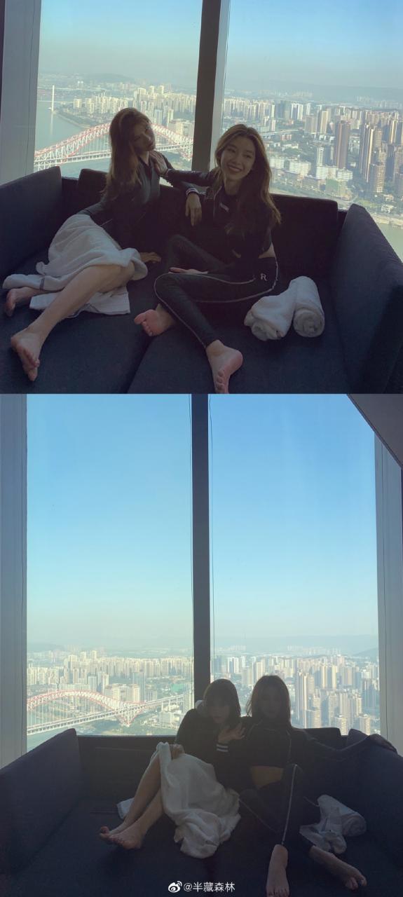 """半藏森林又火了,因王思聪给她评论""""真不怪刘阳"""" yyloser.com 找点图片 第11张"""