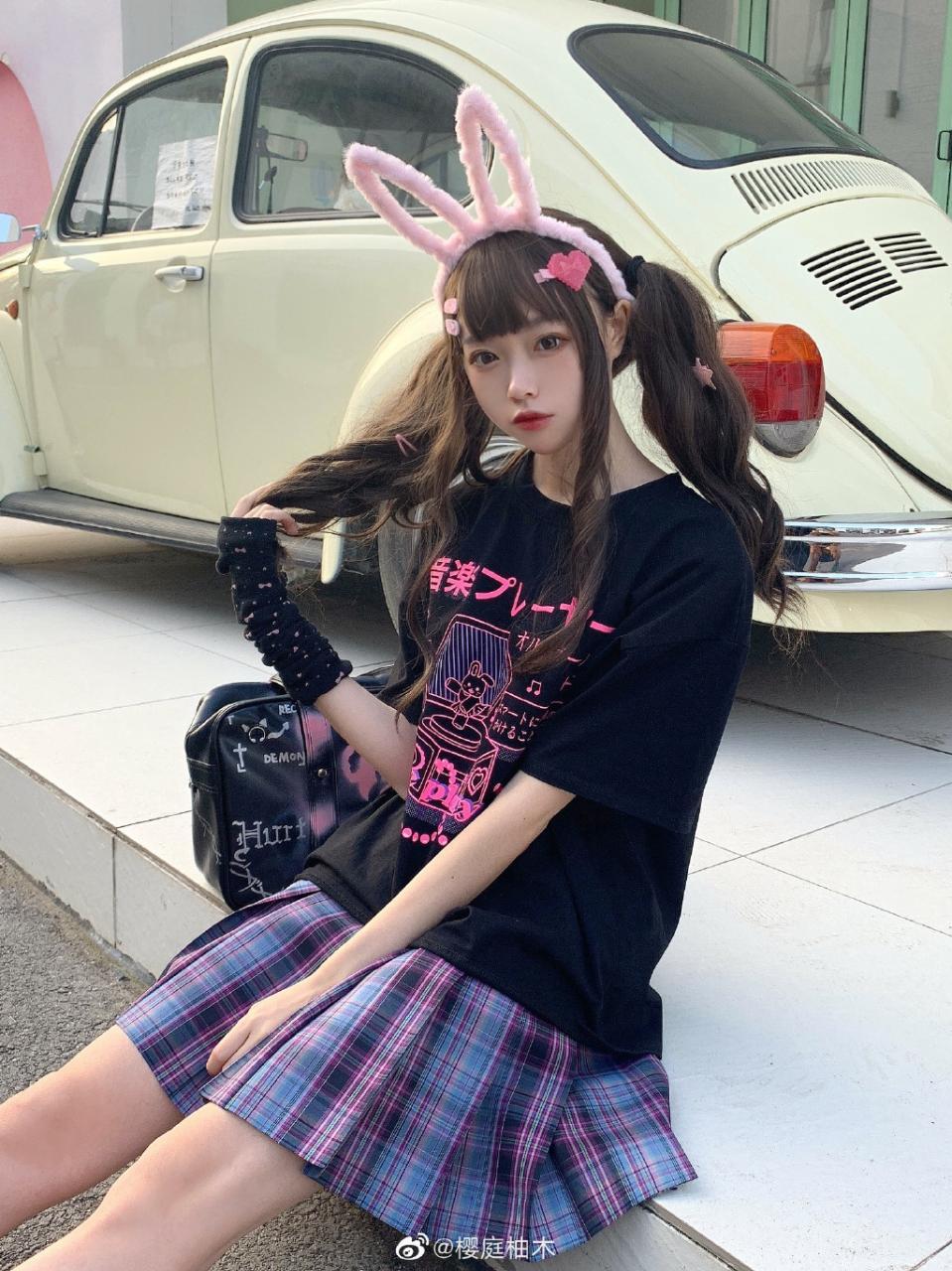 COS妹子推荐@樱庭柚木 JK少女制服驾驭着 附美图合集[1254P/3.24G]