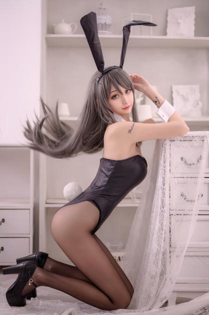 【COS】沧霁桔梗—兔女郎