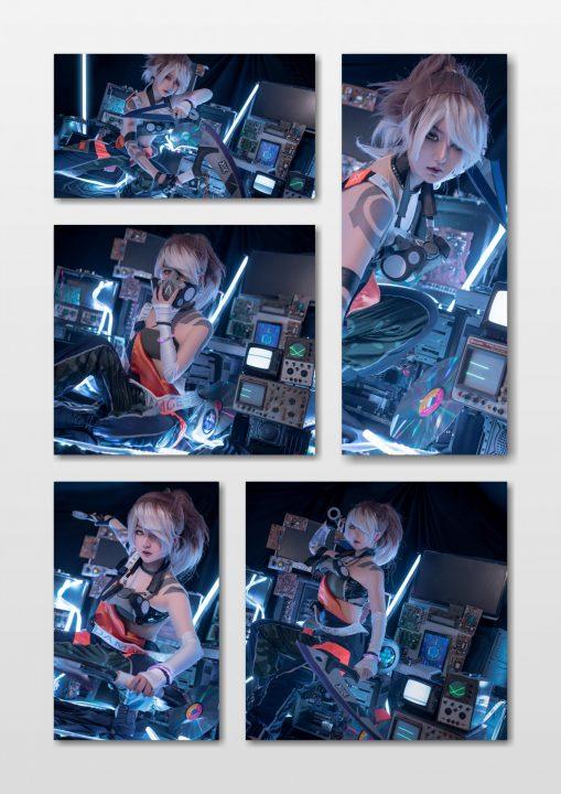 【COS】翰耐-11【113P-117MB】