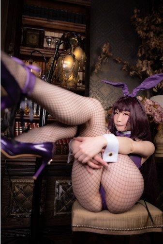 【COS】滑稽姐 My Suite (Atsuki) – 斯卡哈【309P555.46M】【秒传】