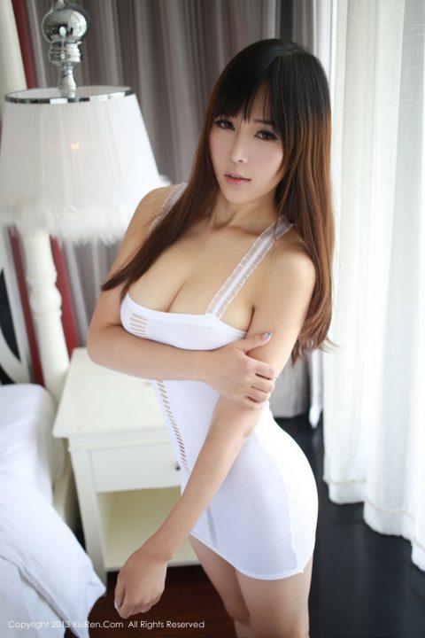 【写真】上海人气模@张优ayoyo
