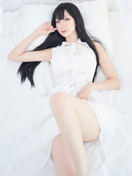 COS@周叽是可爱兔兔最新居家服+恶魔姐姐【26P144.42M】
