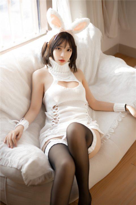 COS@疯猫ss 最新两套 茶茶可爱风+白毛衣【79P-1.15G】