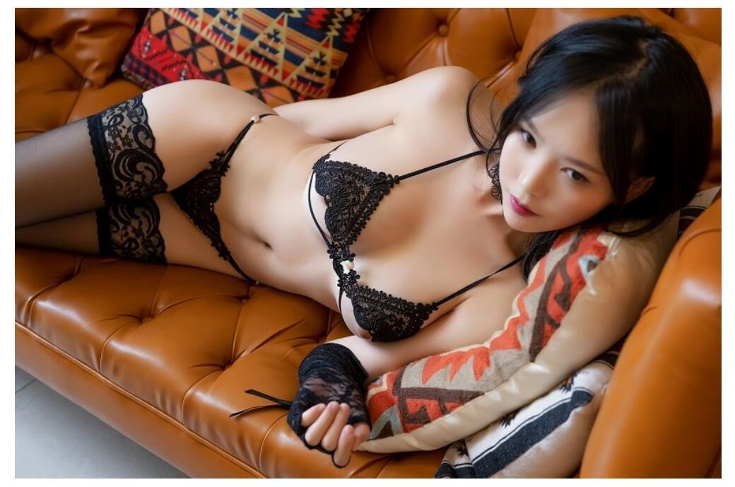 写真@抖娘-利世 – 蕾丝珍珠 【45P-875MB】