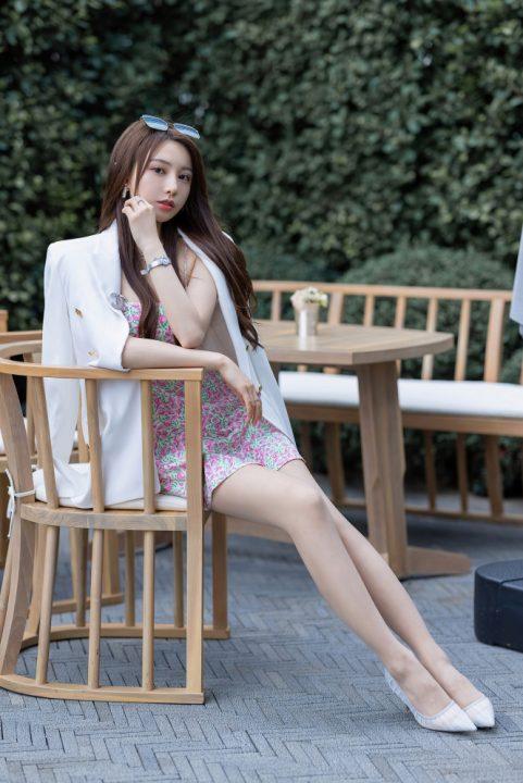Liu Yining (刘奕宁)【34P 283MB】